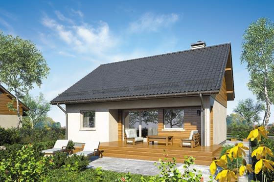 Projekt domu S-GL 1002 Remik V