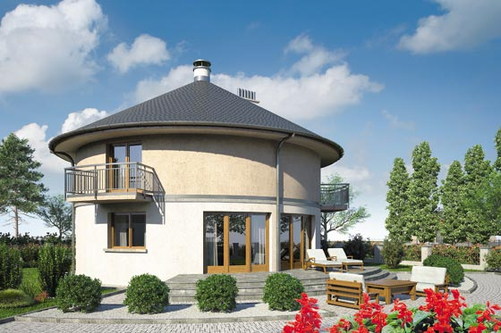 Projekt domu S-GL 1029 Orbis II