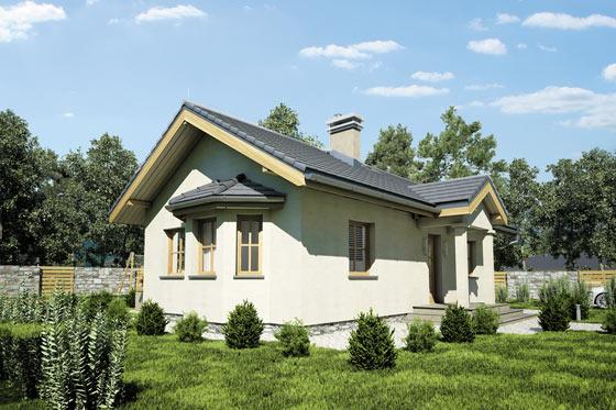 Projekt domu S-GL 1057 Tango III