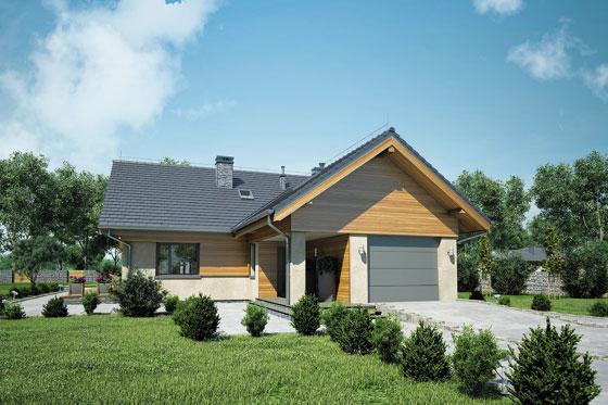 Projekt domu S-GL 1065 Oxford V