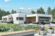 Projekt domu E-GL 1093 Sardynia III