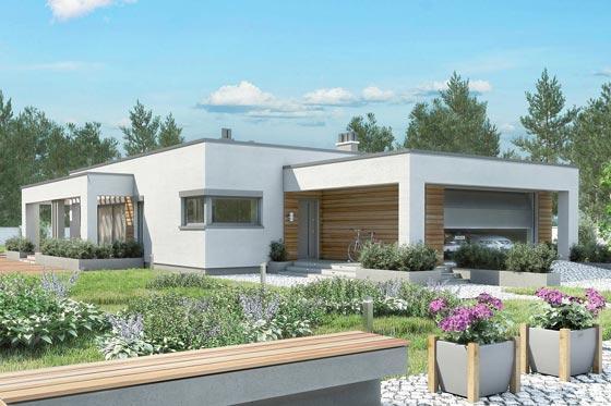 Projekt domu S-GL 1093 Sardynia III