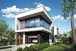 Projekt E-GL 1104 Modern House