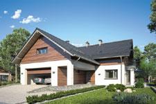 Projekt domu E-GL 1145 Merlot