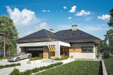 Projekt domu E-GL 1147 Cabernet
