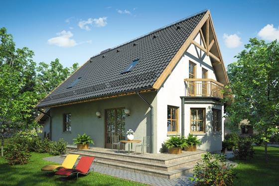 Projekt domu S-GL 231 Tosiek