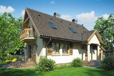 Projekt domu E-GL 238 Oliwia