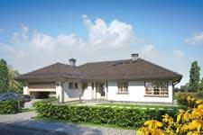 Projekt domu E-GL 274 Przystań