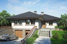 Projekt domu E-GL 289 Gustaw