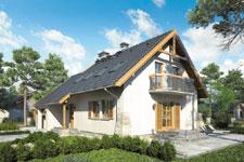 Projekt domu E-GLZ 31 Victoria