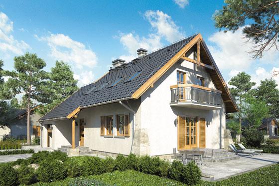 Projekt domu S-GLZ 31 Victoria