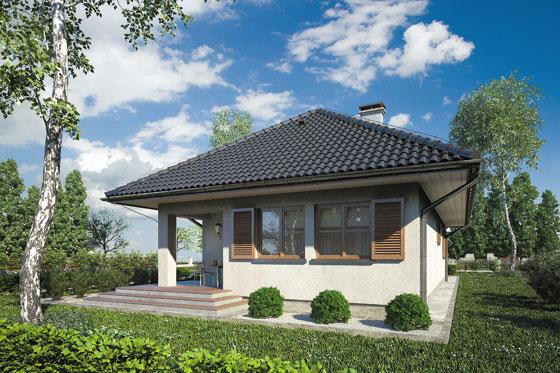 Projekt domu S-GL 339 Zbyszko