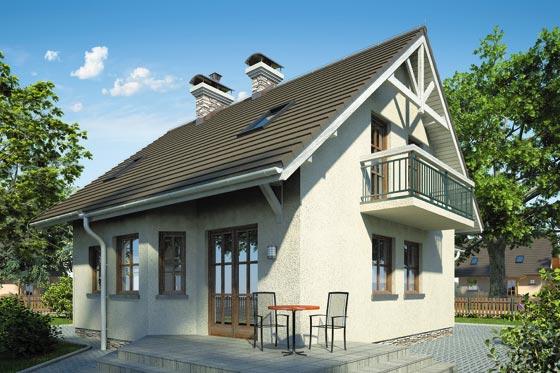 Projekt domu S-GL 425 Max Plus