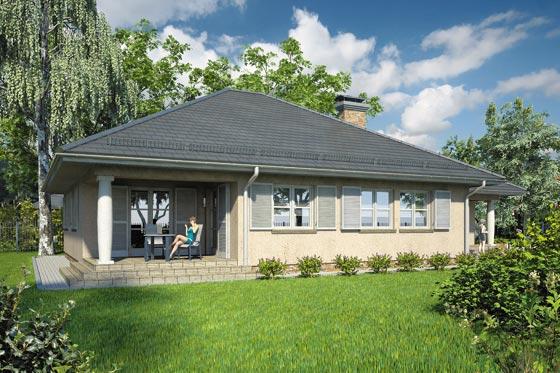Projekt domu S-GL 475 Montana