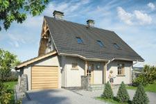 Projekt domu E-GL 483 Ada Plus