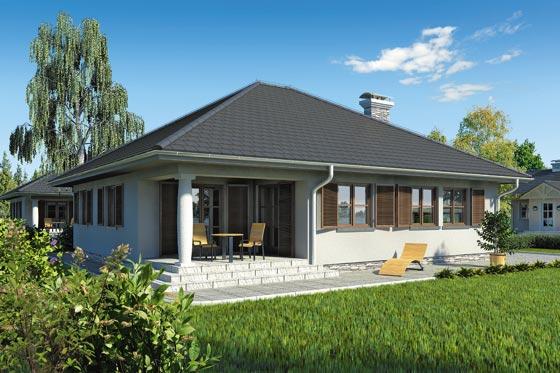 Projekt domu S-GL 486 Colorado