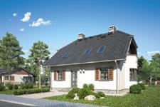 Projekt domu E-GLX 5 Jasiek