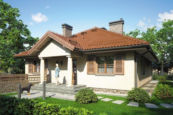 Projekt domu S-GL 506 Kalifornia II