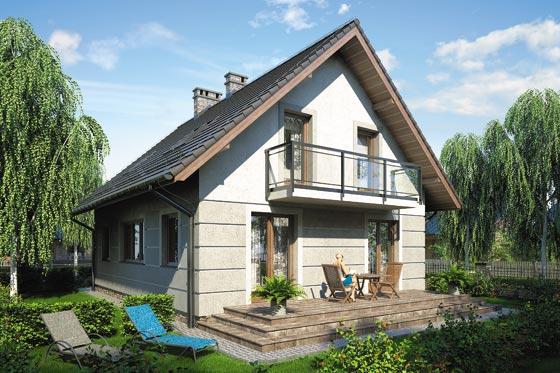 Projekt domu S-GL 508 Rafaello