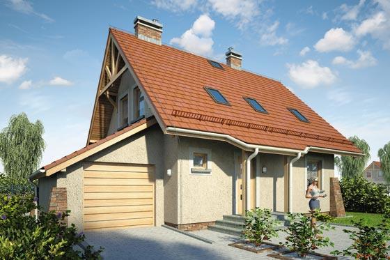Projekt domu S-GL 537 Ada Bis