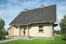 Projekt domu E-GL 582 Ula Bis