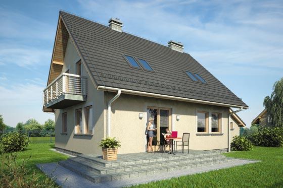 Projekt domu S-GL 582 Ula Bis