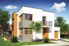Projekt domu E-GL 632 Alfa