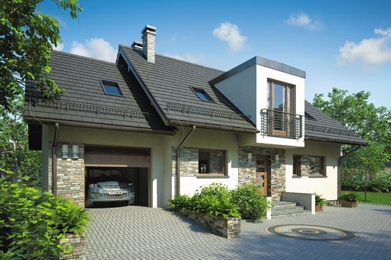 Projekt domu S-GL 639 Aston