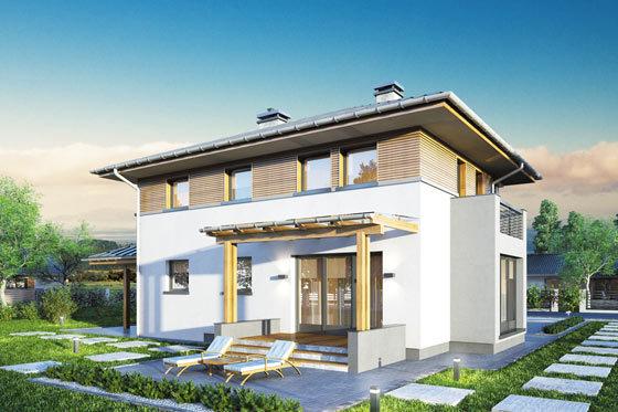 Projekt domu S-GL 643 Siena II