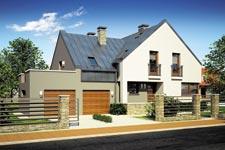 Projekt domu E-GL 647 Michał