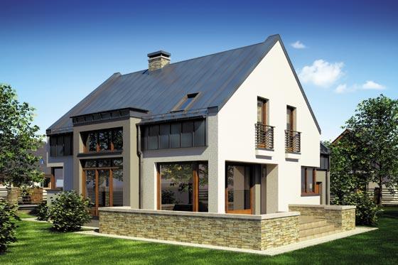 Projekt domu S-GL 647 Michał
