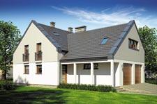 Projekt domu E-GL 659 Stella II