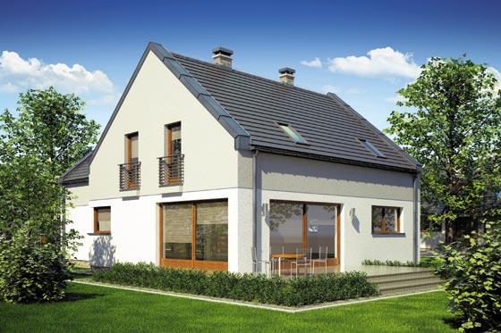 Projekt domu S-GL 659 Stella II