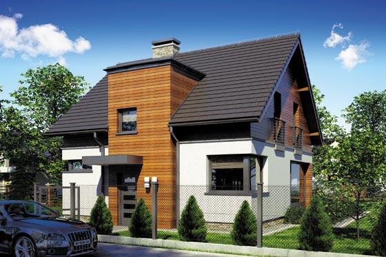 Projekt domu S-GL 690 Polo