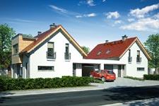 Projekt domu E-GL 709 Wega Duo