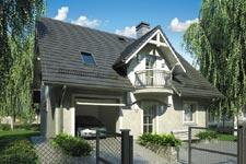 Projekt E-GL 728 Compact House