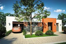Projekt domu E-GL 755 Viva