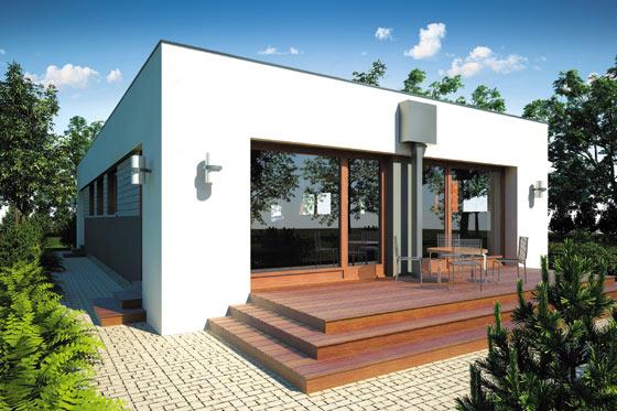 Projekt domu S-GL 755 Viva