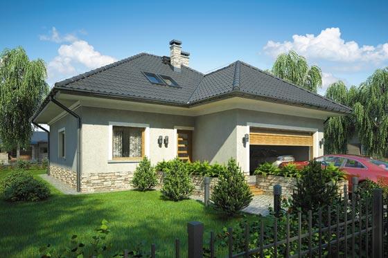 Projekt domu S-GL 797 Fado