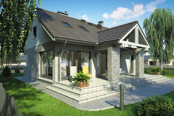 Projekt domu S-GL 798 Ricardo IV