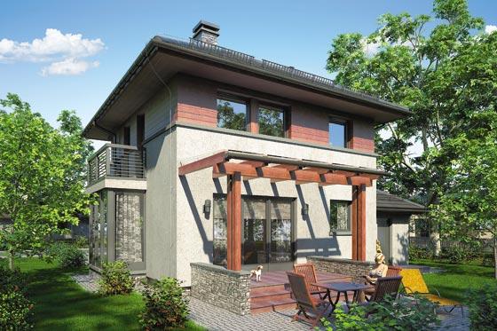 Projekt domu S-GL 851 Siena III