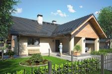 Projekt domu E-GL 853 Oxford