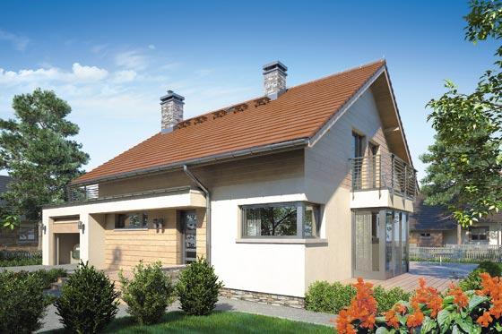 Projekt domu S-GL 902 Kelvin SP