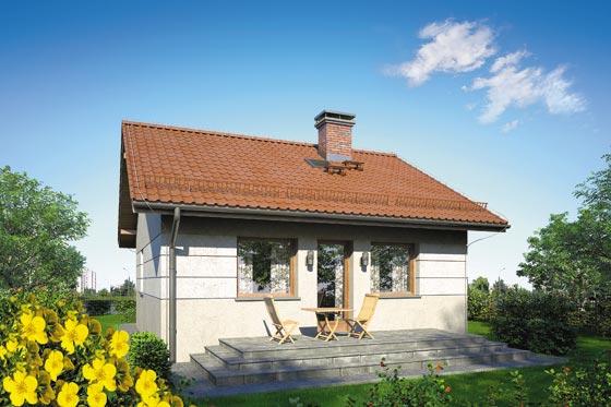 Projekt domu S-GL 991 Filemon II