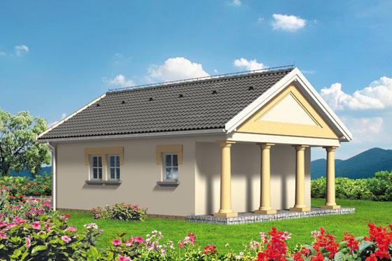 Projekt domu S-Z 11