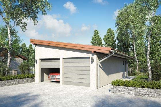 Projekt domu S-Z 15
