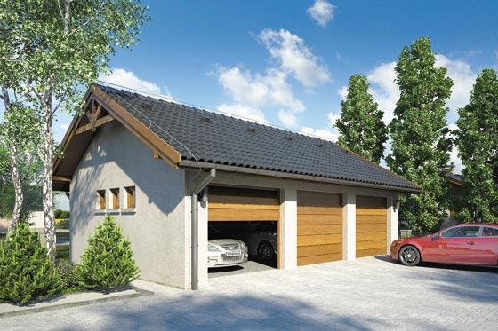 Projekt domu S-Z 21