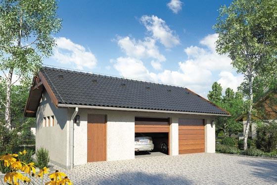 Projekt domu S-Z 22