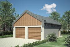 Projekt garażu Z 37