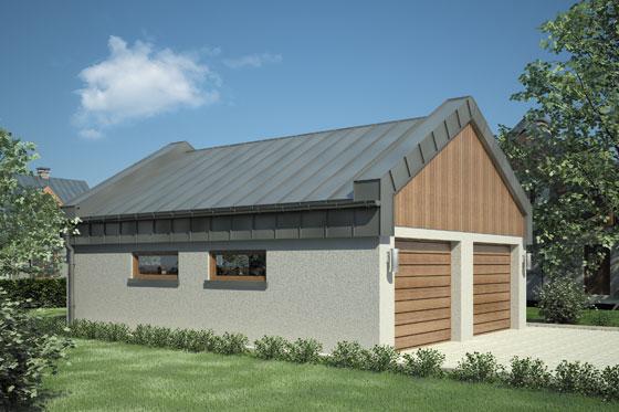Projekt domu S-Z 37